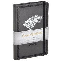 Блокнот Game of Thrones: House Stark Journal - Ruled (Hardcover)