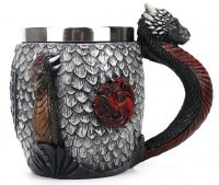 Кружка Game of Thrones Targaryen Fire and Blood Игра престолов Дом Таргариен