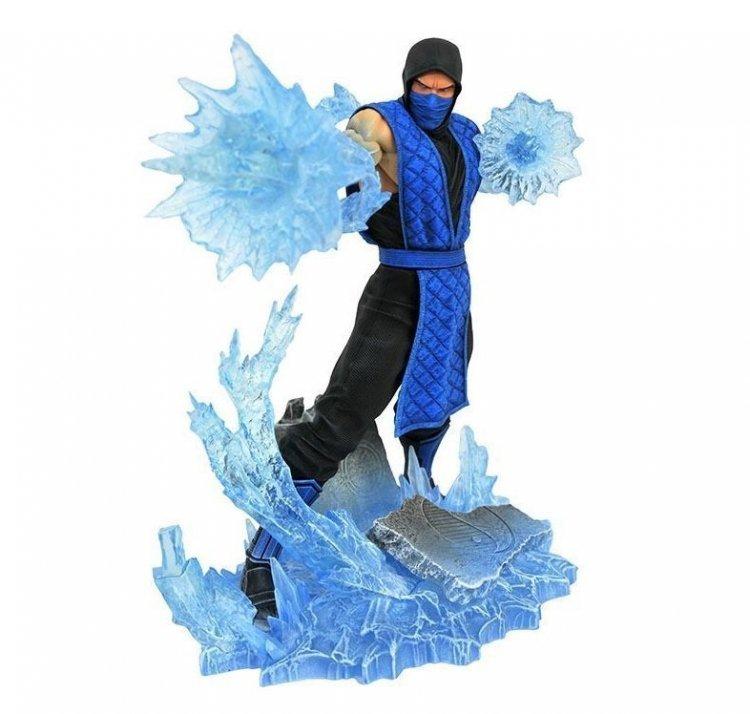 Фигурка DIAMOND SELECT TOYS Mortal Kombat Gallery: Sub-Zero Figure СабЗиро