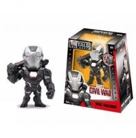 Фигурка Jada Toys Metals Die-Cast: Marvel War Machine Figure