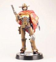 Статуэтка Overwatch McCree Statue Color Figure 33 см