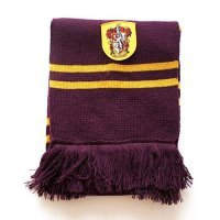 Шарф широкий Грифиндор (Scarf Harry Potter Gryffindor Wool)