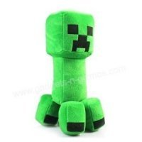 Мягкая игрушка Minecraft Green Creeper