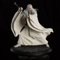 Статуэтка SARUMAN THE WHITE AT DOL GULDUR Statue (Weta Collectibles) Limited edition