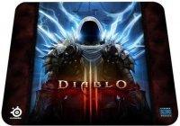 Коврик  Diablo III SteelSeries QcK + Tyrael Pro Mousepad XXL