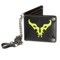 Кошелёк Варкрафт Легион - World of Warcraft Legion Logo Wallet