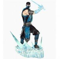 Статуэтка Mortal Kombat Polystone Statue Sideshow - Sub-Zero 1:4 scale 45см