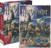 Пазл Гарри Поттер Aquarius Harry Potter Hogwarts Jigsaw Puzzle (1000-Piece)