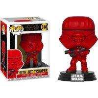 Фигурка Funko Pop! Star Wars: Episode 9, Rise of Skywalker - Sith Jet Trooper