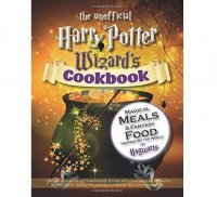 Книга кулинарная The Unofficial Harry Potter Wizards Cookbook (Мягкий переплёт) (Eng)