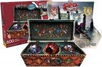 Пазл Гарри Поттер Aquarius Harry Potter Quidditch 2 Sided Die Cut Jigsaw Puzzle (600-Piece)