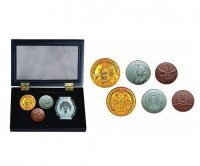 Набор монет World Of Warcraft Horde Collectible Coin Set