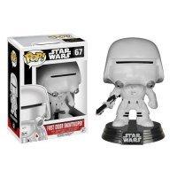 Фигурка Funko Pop! Star Wars - First Order Snowtrooper