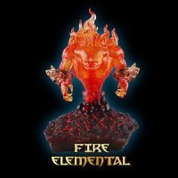 World of Warcraft Pet: FIRE ELEMENTAL (Фигурки петов: элементаль)