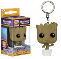 Брелок Marvel GOTG - Baby Groot Pop! Vinyl