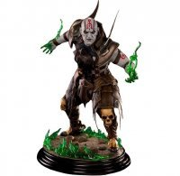 Статуэтка Mortal Kombat Polystone Statue Sideshow - Quan Chi 42 см