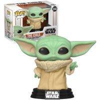 Фигурка Funko Pop Star Wars: Mandalorian - The Child Baby Yoda Фанко Звёздные войны Йода