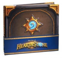 Книга Art of Hearthstone (Твёрдый переплёт) (Eng)