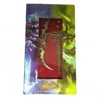 Набор моделей оружия World of Warcraft: Warglaive of Azzinoth VS Frostmourne
