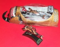 Фигурка Hasbro STAR WARS PAPLOO'S SPEEDER BIKE - 2006