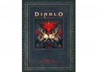 Книга The Art of Diablo (Твёрдый переплёт) (Eng)