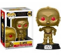 Фигурка Funko Pop Star Wars - C-3PO (Red Eyes) 360