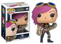 Фигурка Funko Pop! - League Of Legends Figure - Vi