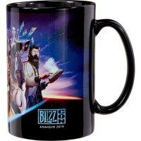 Коллекционная кружка Blizzard 2019 Blizzcon Exclusive Ceramic Mug