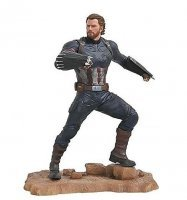 Фигурка Diamond Select Marvel - Avengers Infinity War: Captain America