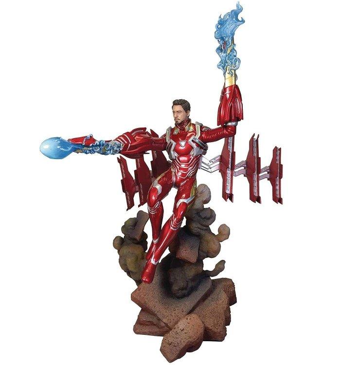 Фигурка Diamond Select Toys Marvel: Avengers Infinity War: Iron Man Mk50 Unmasked Diorama Figure