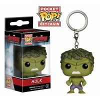 Брелок Avengers Age of Ultron Hulk Pocket Pop! Vinyl