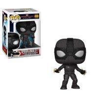 Фигурка Funko Marvel: Spider-Man Stealth Suit ЧЕЛОВЕК - ПАУК В ЧЕРНОМ КОСТЮМЕ