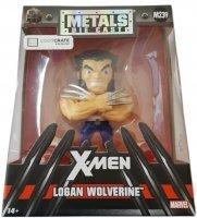 Фигурка Jada Toys Metals Die-Cast: Marvel - Logan Wolverine