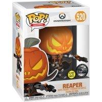 Фигурка 2019 BlizzCon Exclusive Overwatch Funko Pop Pumpkin Reaper 520