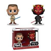 Фигурка Funko VYNL: Star Wars - Darth Maul and OBI Wan Kenobi