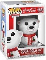 Фигурка Funko Pop - Coca-Cola - Polar Bear