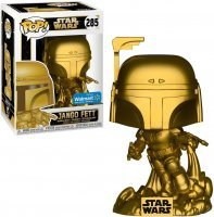Фигурка Funko Pop Star Wars - Jango Fett (Exclusive Gold Metallic)