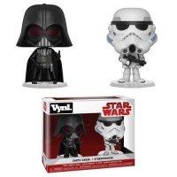 Фигурка Funko VYNL: Star Wars - Darth Vader and Stormtrooper