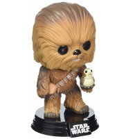 Фигурка Funko Pop! Star Wars The Last Jedi - Chewbacca