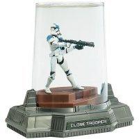 Фигурка Star Wars - TITANIUM DIECAST - Blue Clone Trooper