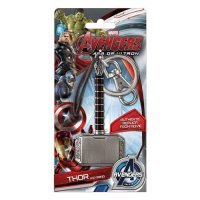 Брелок Avengers - Thor The Dark World Hammer Pewter Key Chain