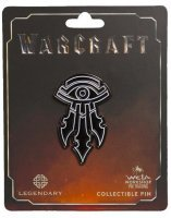 Значок collectible Pin WARCRAFT MAGE ICON