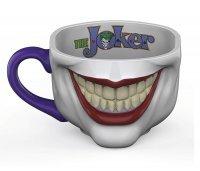 Чашка DC Comics  3D Sculpted ceramic Mug - Joker 18 oz