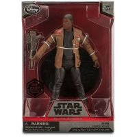 Фигурка Disney Star Wars Elite Series Die-cast - FINN Figure