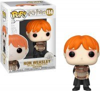 Фигурка Funko Pop! Harry Potter - Ron Puking Slugs with Bucket