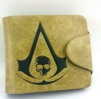 Кошелёк - Assassin's Creed Wallet  №1
