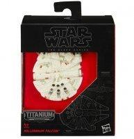 Фигурка Star Wars (Episode VII - The Force Awakens) Black Series Titanium Vehicles - Millennium Falcon