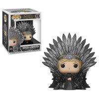 Фигурка Funko Pop Deluxe: Game of Thrones - Cersei Lannister Sitting On Iron Throne фанко Серсея