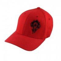 Кепка World of Warcraft Azeroth Choppers Horde Hat (размер S/M) красный
