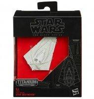 Фигурка Star Wars (Episode VII - The Force Awakens) Black Series Titanium Vehicles - Star Destroyer